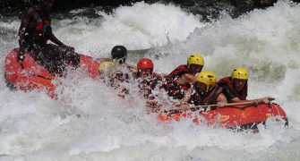7 Days Jinja White Water Rafting Safari