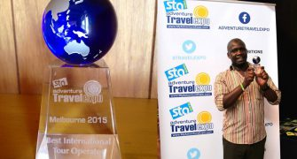 Adventure Travel Expo Melbourne 2015