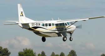 Uganda Flying Safaris is the way to go