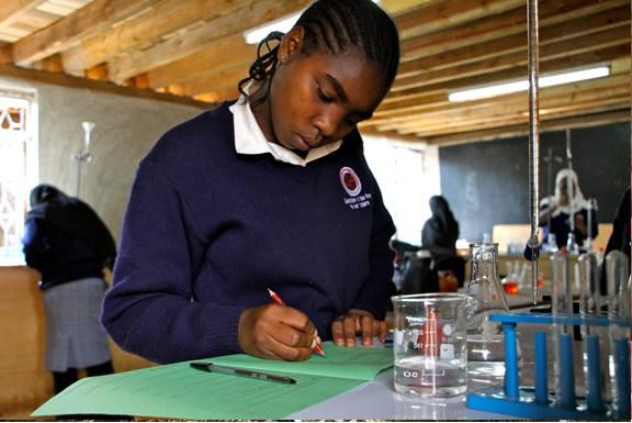 Kibera Girls Soccer Academy, Nairobi - Kenya