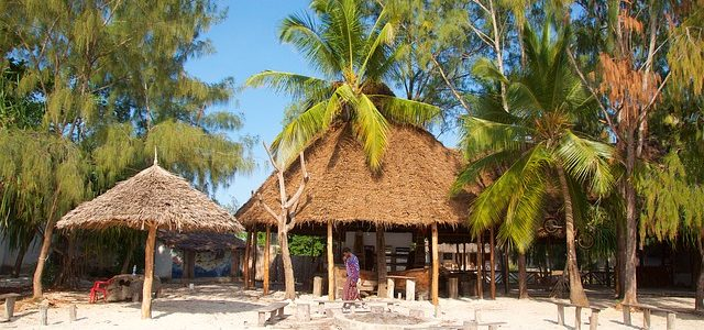 Best Accommodation Facilities in Zanzibar