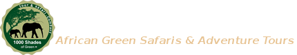 1000 Shades of Green Logo