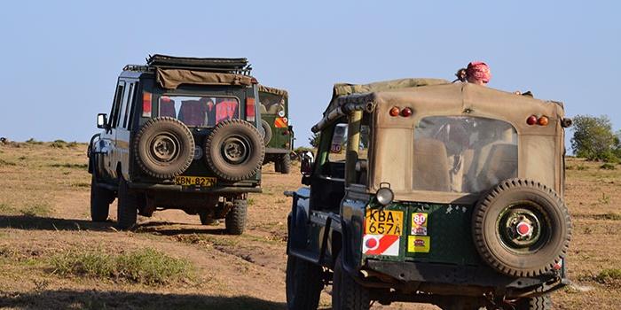 8 Days Kenya Footsteps Classic Safari