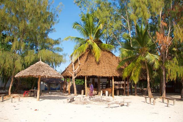 Best Accommodation Facilities in Zanzibar