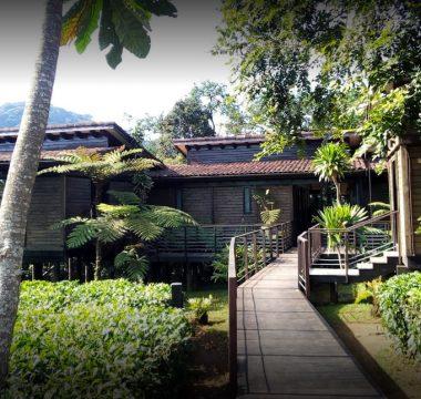 Nyungwe Forest Lodge