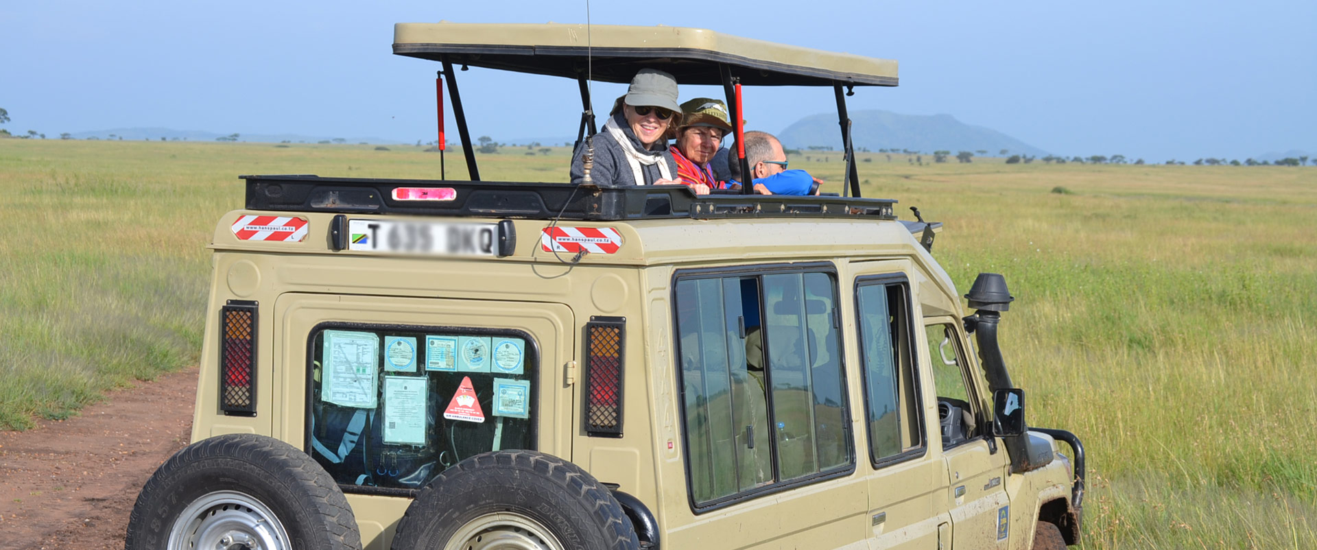 Exciting Game Viewing Safaris